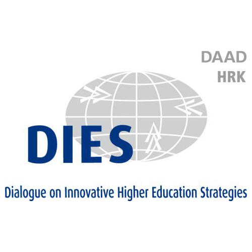 Logo DIES (Dialogue on Innovativ Higher Education Strategies)