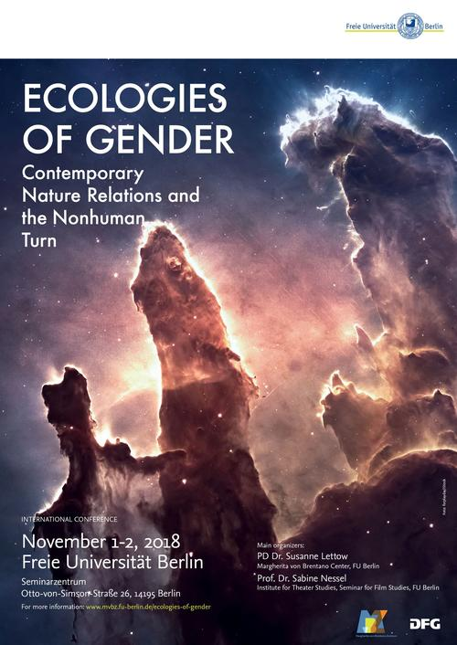"Conference ""Ecologies of Gender"""