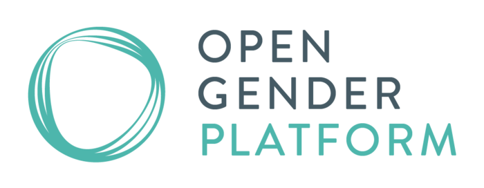 "Logo ""Open Gender Platform"""
