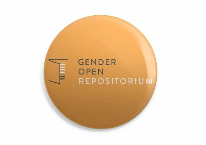 Button GenderOpen Repositorium