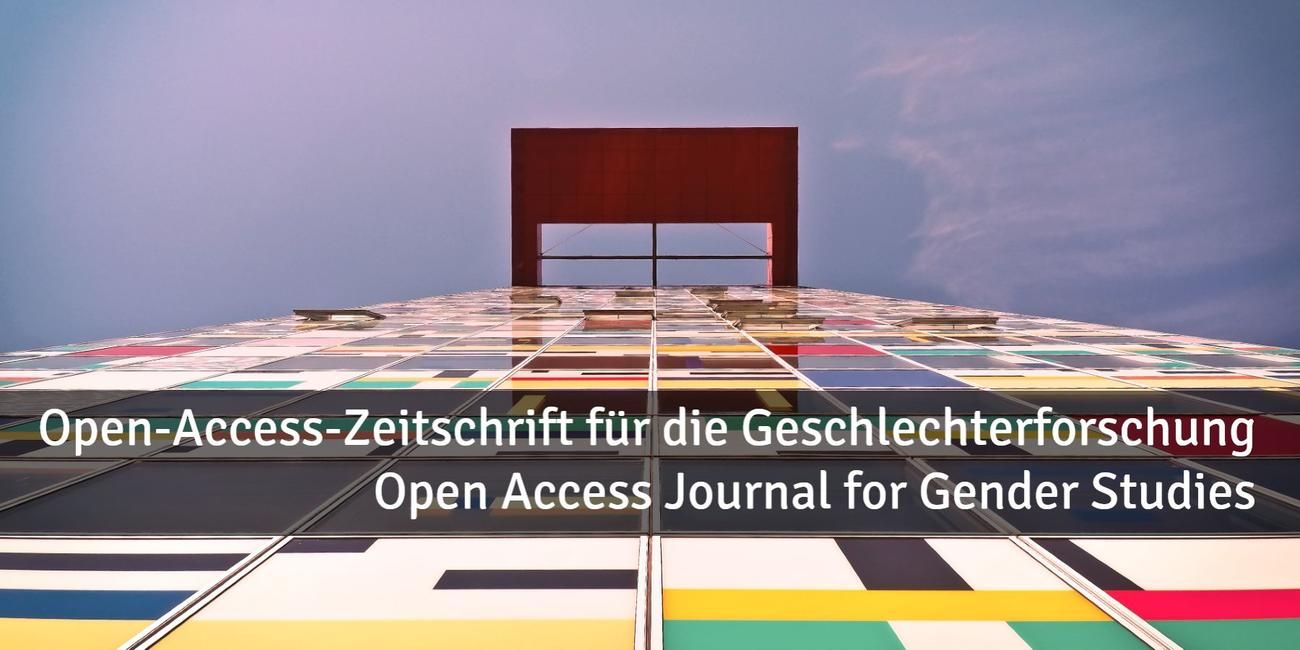 Open Gender Journal